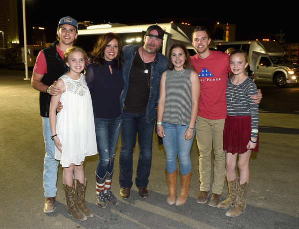 4th ACM Party for a Cause Festival - Day 2 - Backstage And Audience
