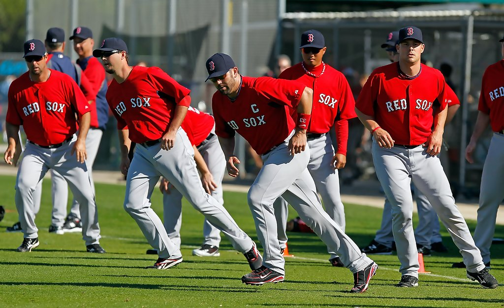 boston red sox spring training