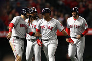 J.D. Martinez Rafael Devers Photos Photo