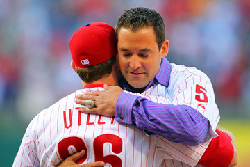 Pat Burrell Boston Red Sox v Philadelphia Phillies
