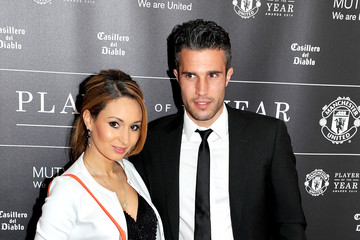 Bouchra van Persie Manchester United Player of the Year Awards