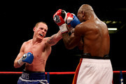Glen Johnson and George Groves Photos Photo