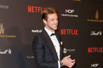 Boyd Holbrook 2016 Weinstein Company And Netflix Golden Globes After Party - Arrivals