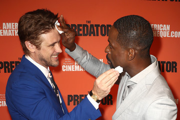 Boyd Holbrook Screening Of 20th Century Fox's 'The Predator' - Arrivals