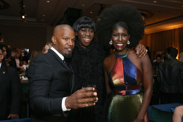 Bozoma Saint John Mercedes-Benz USA Official Awards Viewing Party At Four Seasons In Beverly Hills