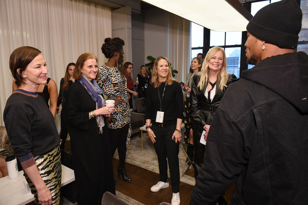 IMG NYFW: The Shows 2020 Partners - February 7