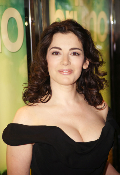 Nigella Lawson **UK TABLOID NEWSPAPERS OUT** Nigella Lawson attends the UK premiere of 'Bruno', held at Empire Leicester Square on June 17, 2009 in London, England.