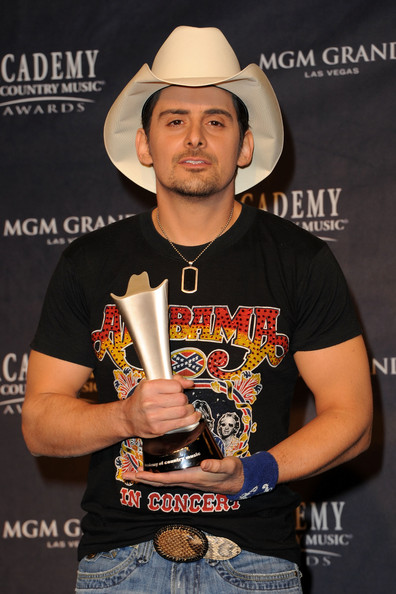brad paisley this is country music album art. Brad Paisley - 46th Annual
