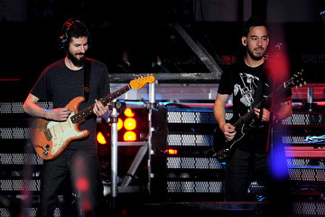 Brad Delson MTVu Fandom Awards at Comic-Con