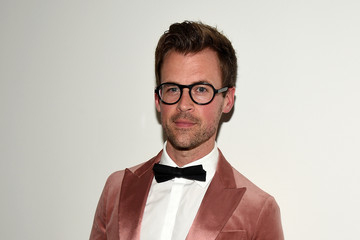 Brad Goreski FIJI Water at the amfAR Inspiration Gala New York