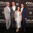 Brad Hall Fifth Annual InStyle Awards - Red Carpet
