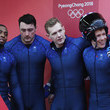 Brad Hall Bobsleigh - Winter Olympics Day 16