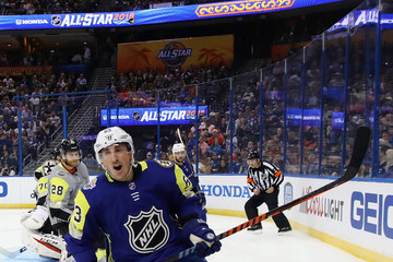 Brad Marchand 2018 Honda NHL All-Star Game