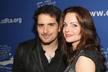 Brad Paisley Arrivals at the Beat the Odds Awards