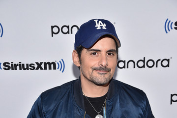 Brad Paisley Celebrities Visit SiriusXM - November 18, 2019