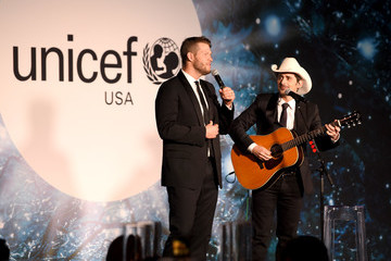 Brad Paisley 2nd Annual UNICEF Gala Dallas 2019 – Inside
