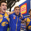Brad Sheppard AFL Second Qualifying Final - West Coast vs. Collingwood