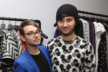 Brad Walsh 'Project Runway: Threads' Premiere