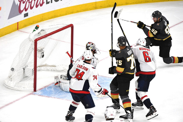 2018 NHL Stanley Cup Final - Game One []
