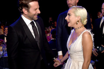 Bradley Cooper Lady Gaga 25th Annual Screen Actors Guild Awards - Cocktail Reception