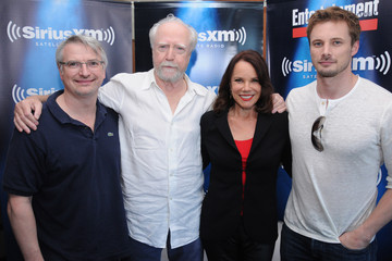 Bradley James Glen Mazzara SiriusXM's Entertainment Weekly Radio Channel Broadcasts From Comic-Con 2015