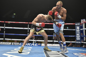 Bradley Skeete Boxing at Wembley Arena