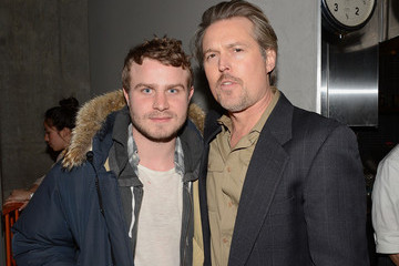 """Brady Corbet The Cinema Society & Make Up For Ever Host A Screening Of """"Electrick Children"""" - After Party"""