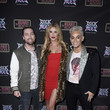 """Brandi Glanville Opening """"Night Of Rock Of Ages"""" Hollywood At The Bourbon Room"""