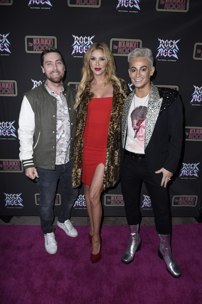 """Opening """"Night Of Rock Of Ages"""" Hollywood At The Bourbon Room"""