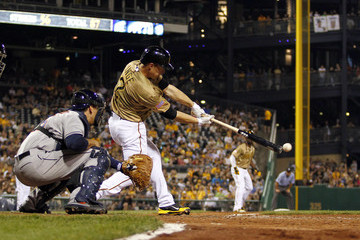 Brandon Inge Houston Astros v Pittsburgh Pirates