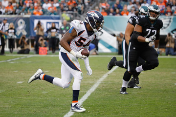 Brandon Marshall Denver Broncos v Philadelphia Eagles