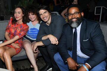 Brandon Routh Entertainment Weekly Hosts Its Annual Comic-Con Bash - Inside