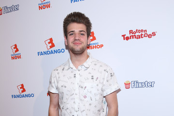 Brandon Tyler Russell Comic-Con International 2017 - Fandango Opening Night Party With Special Performance by Elle King - Arrivals