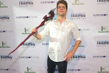 Brandon Tyler Russell 'Fairy Tail: Dragon Cry' Premiere