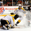 Jacob De Serres Brandon Wheat Kings v Calgary Hitmen