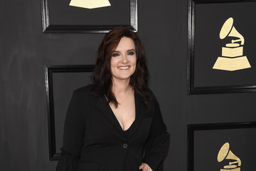 Brandy Clark The 59th GRAMMY Awards - Arrivals