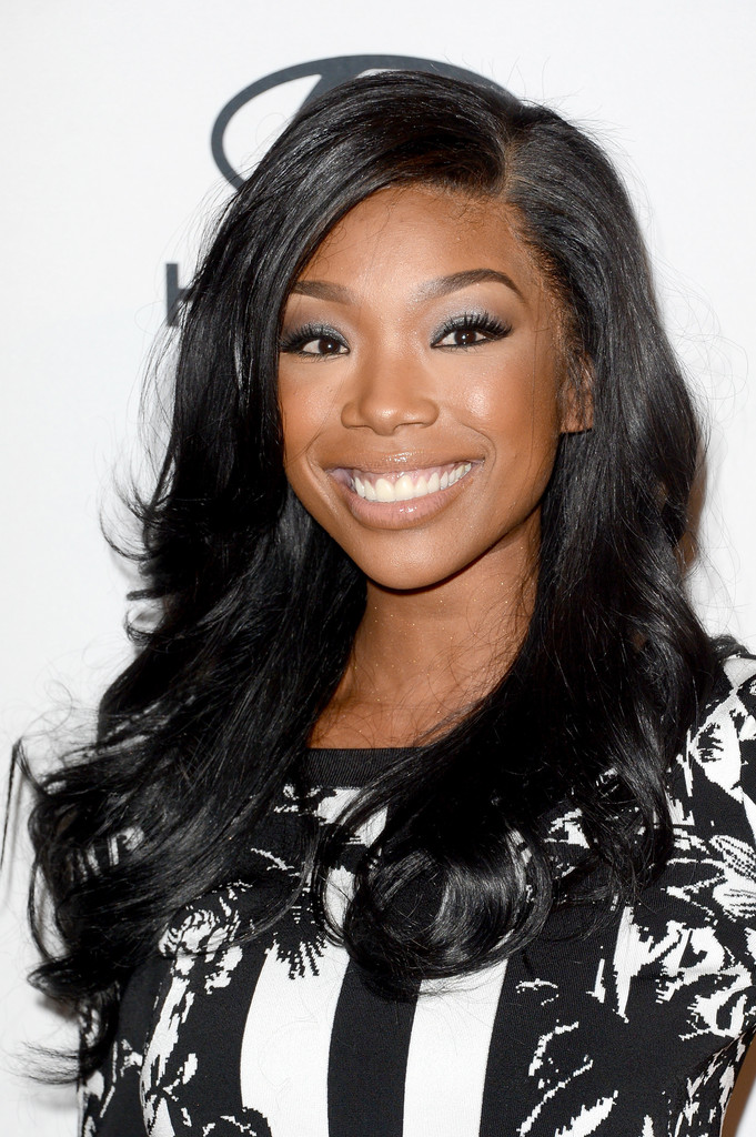 The Best Of Brandy's Hair Switcheroos