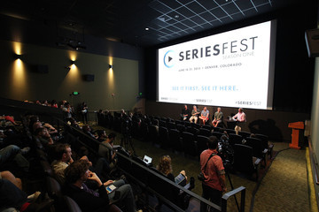 Brannon Braga Guests Arrive at SeriesFest: Season One - Showrunner Panel