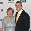 Evelyn Cohen Celebs at the Bravo 'Most Talkative' Event