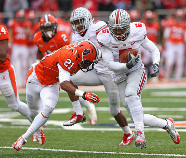 Ohio State v Illinois