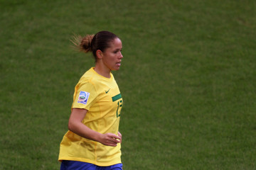 Erika Brazil v Norway: Group D - FIFA Women's World Cup 2011