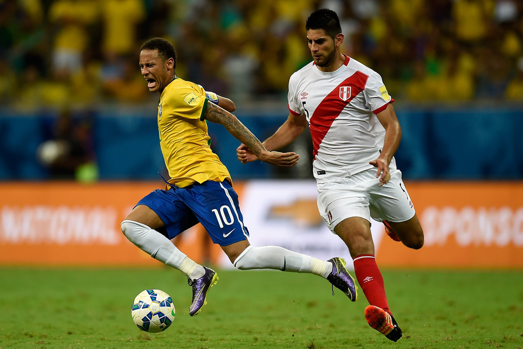 Peru Vs Brazil World Cup 2018