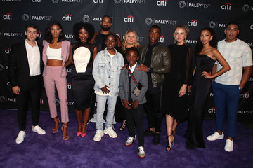 Bre-Z Michael Evans Behling The Paley Center For Media's 2018 PaleyFest Fall TV Previews - The CW - Arrivals