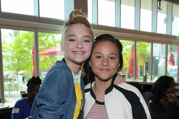 Breanna Yde Nickelodeon's Sizzling Summer Camp Special Event