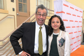 Breanna Yde Nickelodeon's 'Escape From Mr. Lemoncello's Library' Premiere Event at Paramount Studios in Hollywood