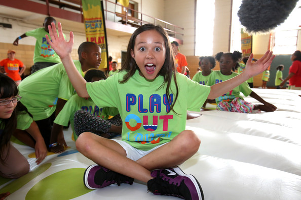 Breanna Yde Pictures Nickelodeon S Road To Worldwide Day
