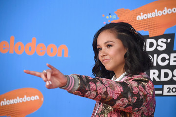 Breanna Yde Nickelodeon's 2018 Kids' Choice Awards - Arrivals
