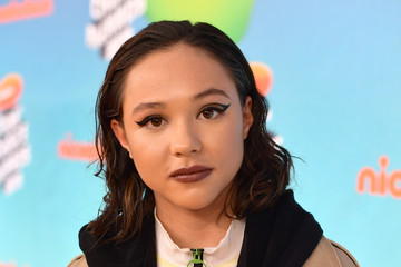 Breanna Yde Nickelodeon's 2019 Kids' Choice Awards - Red Carpet