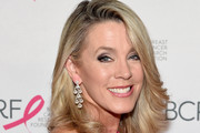 Deborah Norville attends the Hot Pink Party hosted by the Breast Cancer Research Foundation at Park Avenue Armory on May 15, 2019 in New York City.