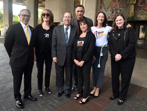 City Of Los Angeles Proclaims September 7 Official 'Stand Up To Cancer Day'